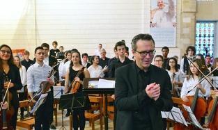 Concerts de l'Orchestre des Jeunes  Marnais : prenez date ! - nouvelle fenêtre