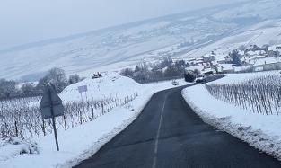 Lancement du plan de viabilité hivernale dans la Marne - nouvelle fenêtre