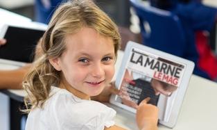 LaMarne>LeMag fait son numéro pour la rentrée - nouvelle fenêtre