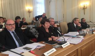Session budgétaire au Conseil départemental