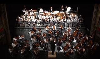 L'orchestre symphonique départemental des jeunes marnais - concerts 2017