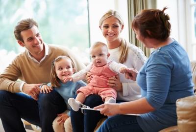 Soutiens aux familles