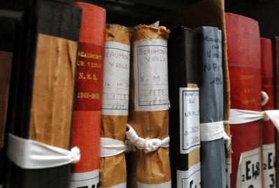 Archives départementales de la Marne