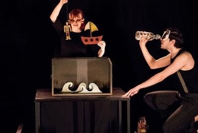 Le petit théâtre nomade - 25/09 - Moeurs-Verdey