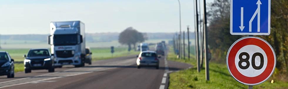 Retour au 90 km/h : pourquoi la Marne dit non !