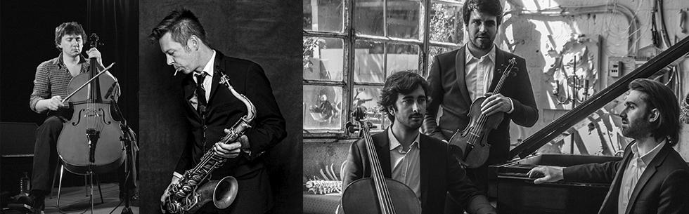 Itinéraires : L'amitié célébrée entre jazz et musique classique