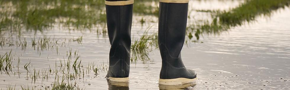Inondations, une portion de la Véloroute de la Vallée de la Marne fermée