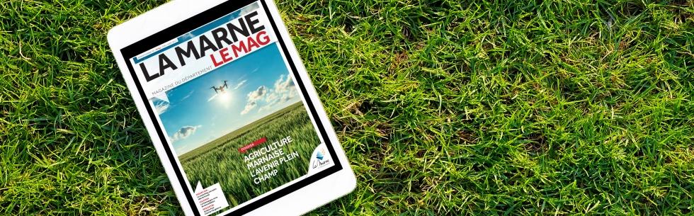 LaMarne>LeMag bientôt dans vos boîtes aux lettres...et déjà en ligne !