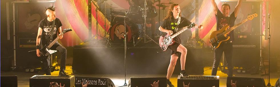 Ambiance garantie pour les 25 ans des Moissons Rock !
