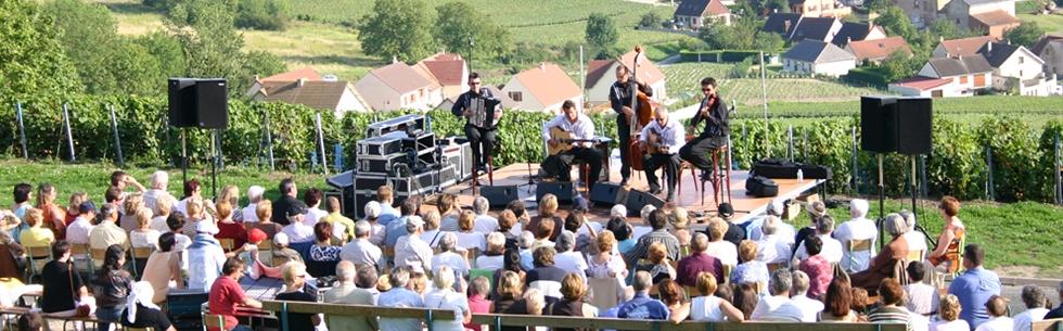 Festival des Musiques en Champagne