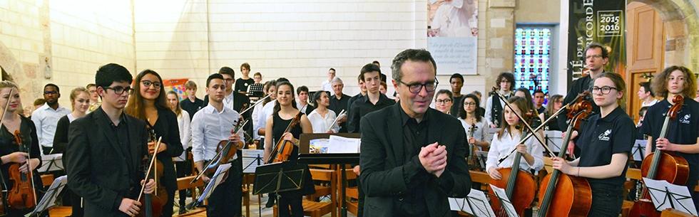 Concerts de l'Orchestre des Jeunes  Marnais : prenez date !