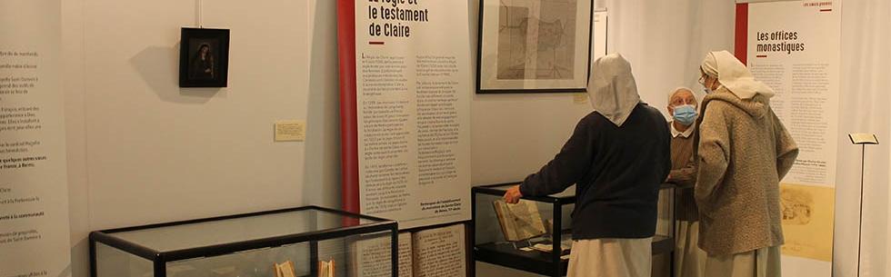 Les Clarisses de Reims célèbrent leurs 800 ans