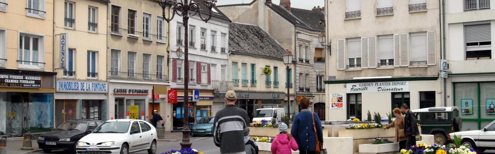Un 1er regard sur l\'accès aux services du quotidien dans la Marne