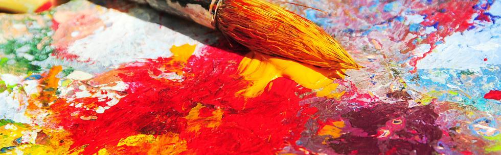 Explosion de couleurs à la Maison du Département