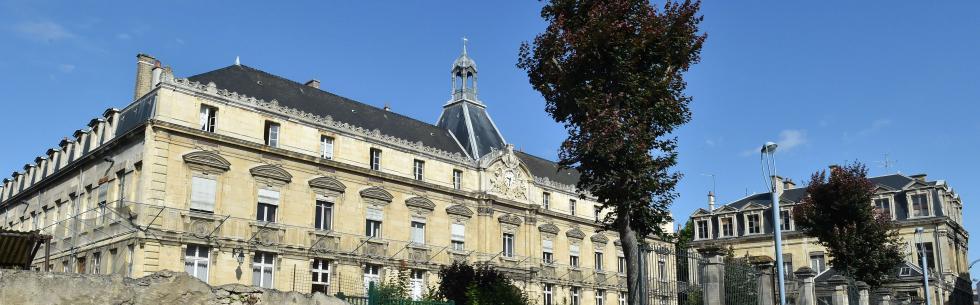 Première pierre pour le Collège Université à Reims