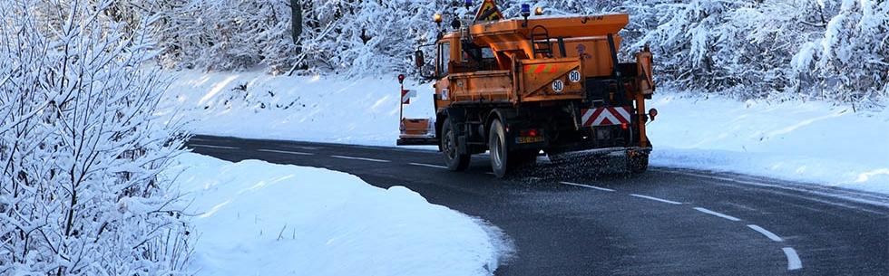 Les services des routes parés pour affronter l'hiver
