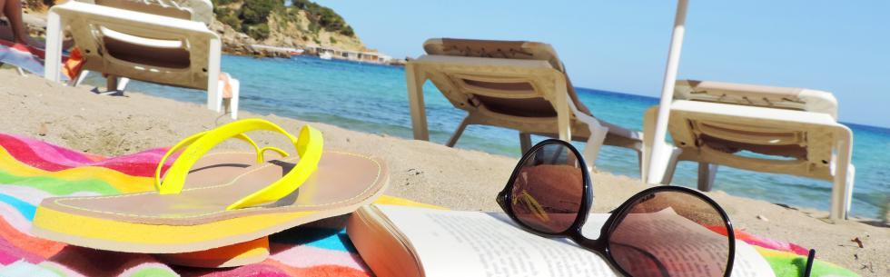 Découvrez la sélection d'été de la Bibliothèque départementale