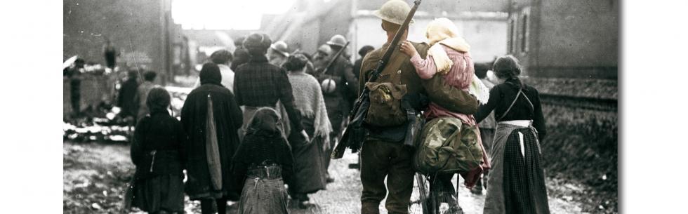 14-18 : les hommes, les mots, la guerre