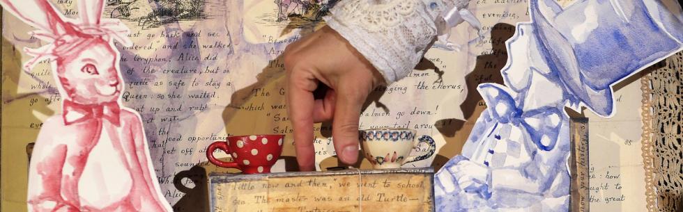 Le thé d'Alice, conte de Noël à la MDD