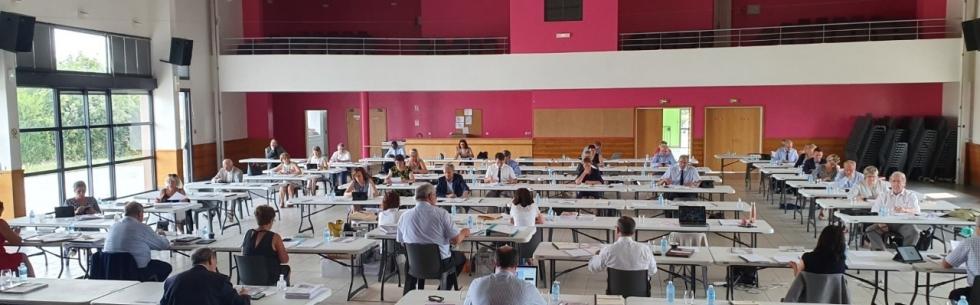 Une séance plénière délocalisée avant l\'été